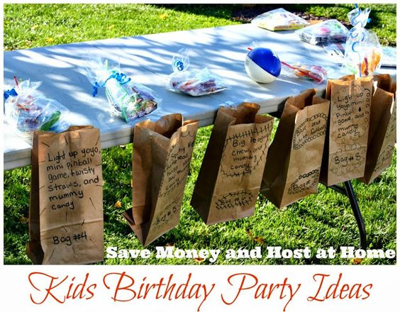Its ALL Good In Mommyhood At Home Birthday Party Ideas