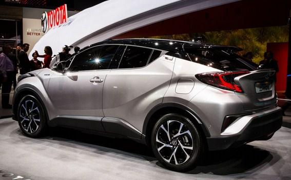 Toyota C-HR Release Date Canada