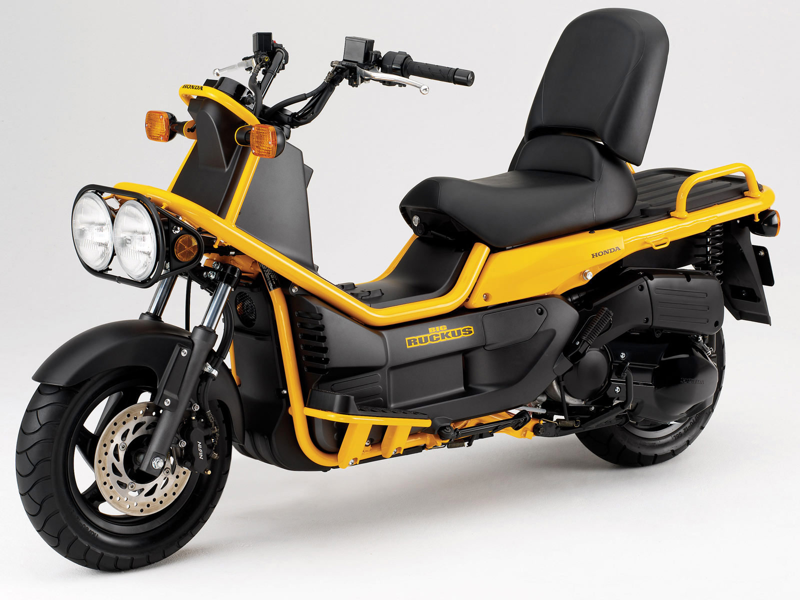 2005 HONDA Big Ruckus accident lawyers info, scooter pictures