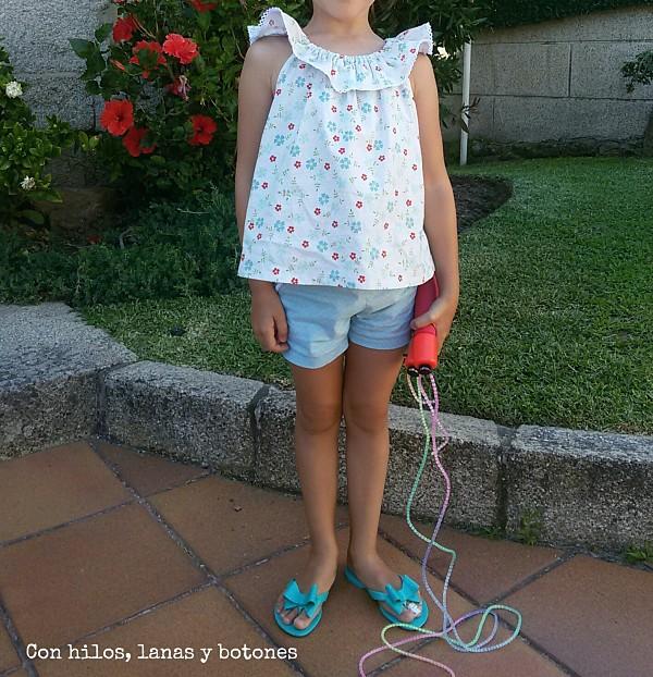 Con hilos, lanas y botones: En julio nos viste mamá 2016. Recopilatorio segunda quincena