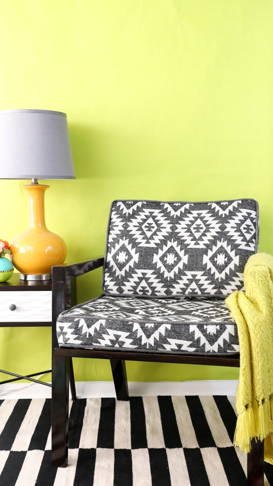 Delicieux Sew It U2013 Recovering Old Chair Cushions
