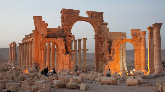 Head of Hermitage: Temples of Palmyra Destroyed by ISIS Can Be Restored