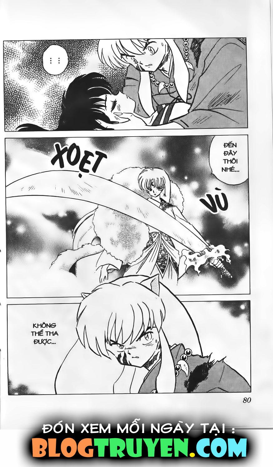 Inuyasha vol 07.4 trang 19