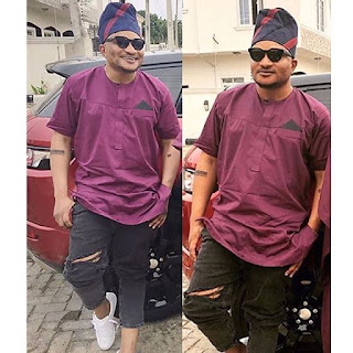 dailynewsvibe - Music producer Masterkraft dressing at banky w wedding. READ WHAT PEOPLE ARE SAYING