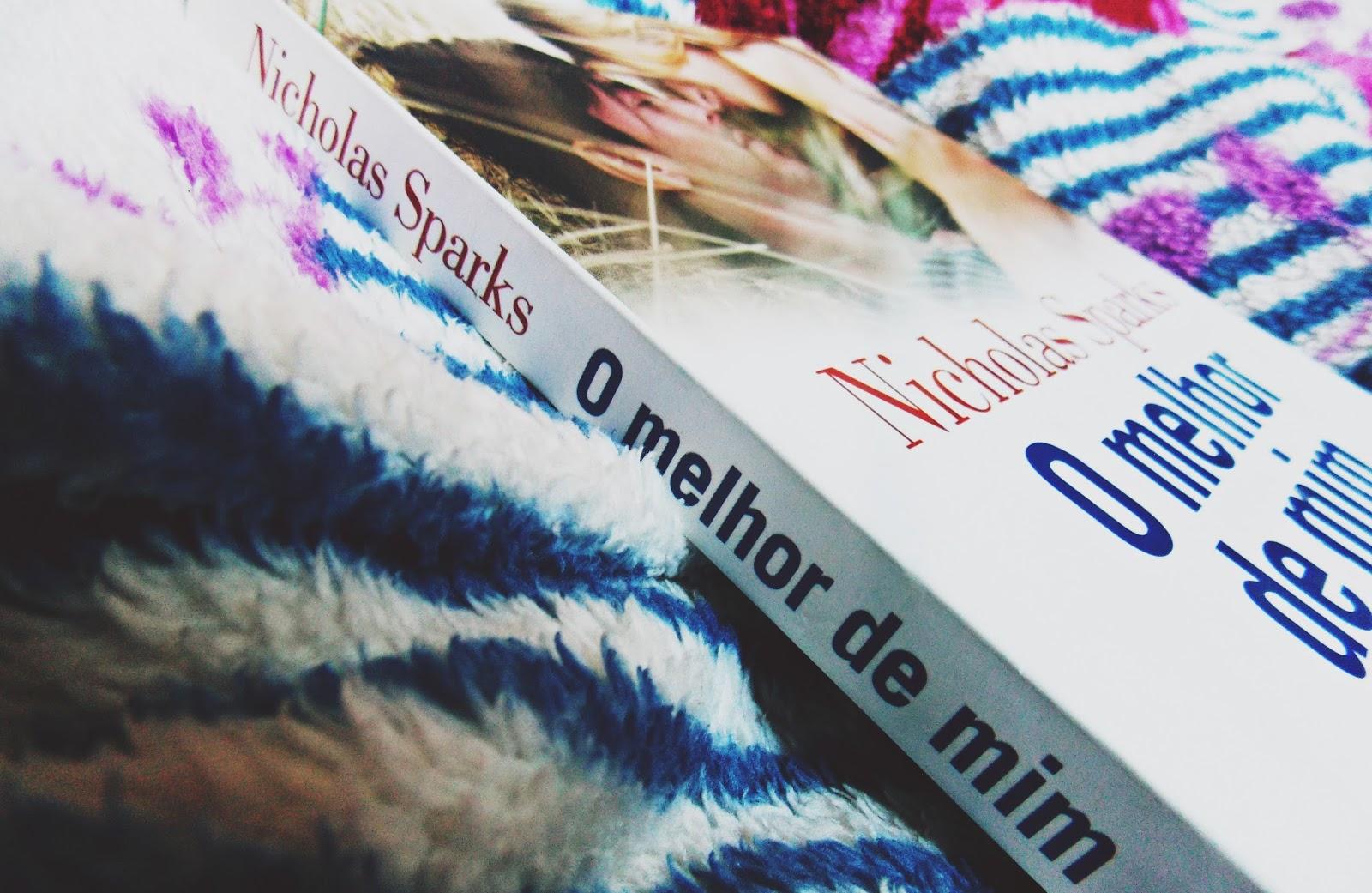 Resenha do livro The Best Of Me. | O melhor de mim