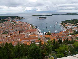Hvar Town Croatia Dalmatian Island