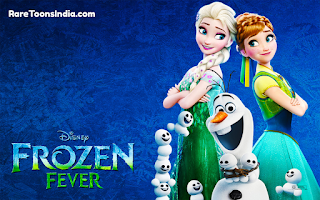 Frozen Fever Short Film Hindi Dubbed Download (720p HD) 1