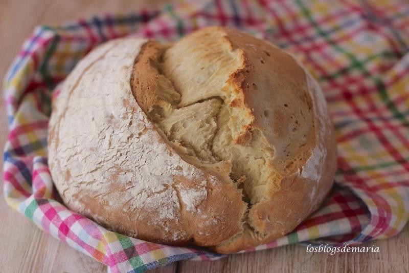 Pan de Ajoblanco en Thermomix, receta Asaltablogs