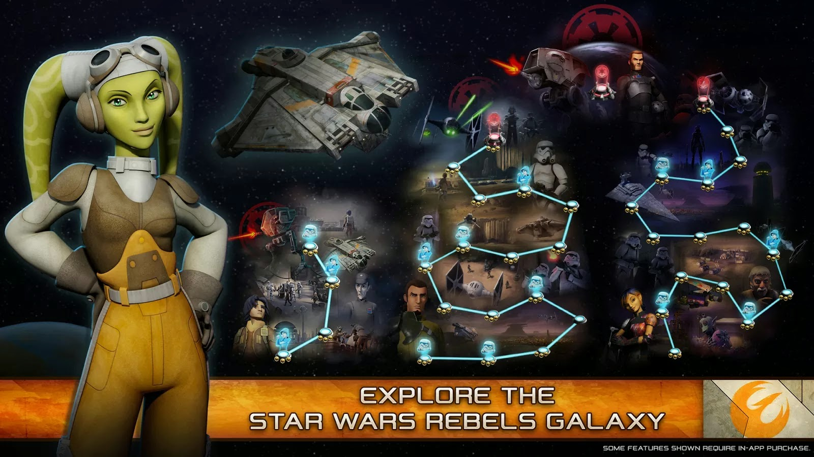 Star Wars Rebels: Recon Hileli Mod Apk