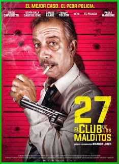 27: El club de los malditos (2018) | DVDRip Latino HD GDrive 1 Link