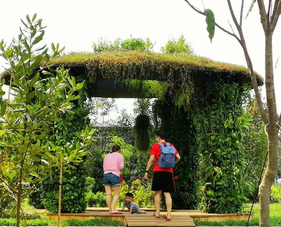 The initiative is funded by the Temasek Foundation and supported by the National Parks Board, Moove Media and the Singapore Green Building Council.