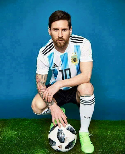 Argentina World Cup Dream League Soccer Kits & FTS15 2018