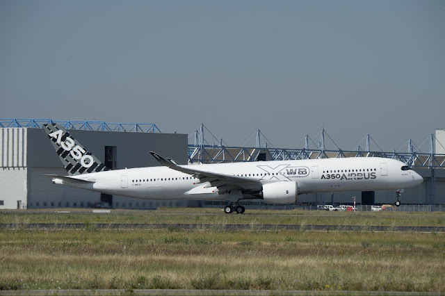 Airbus A350 XWB the Fifth and the Final Prototype