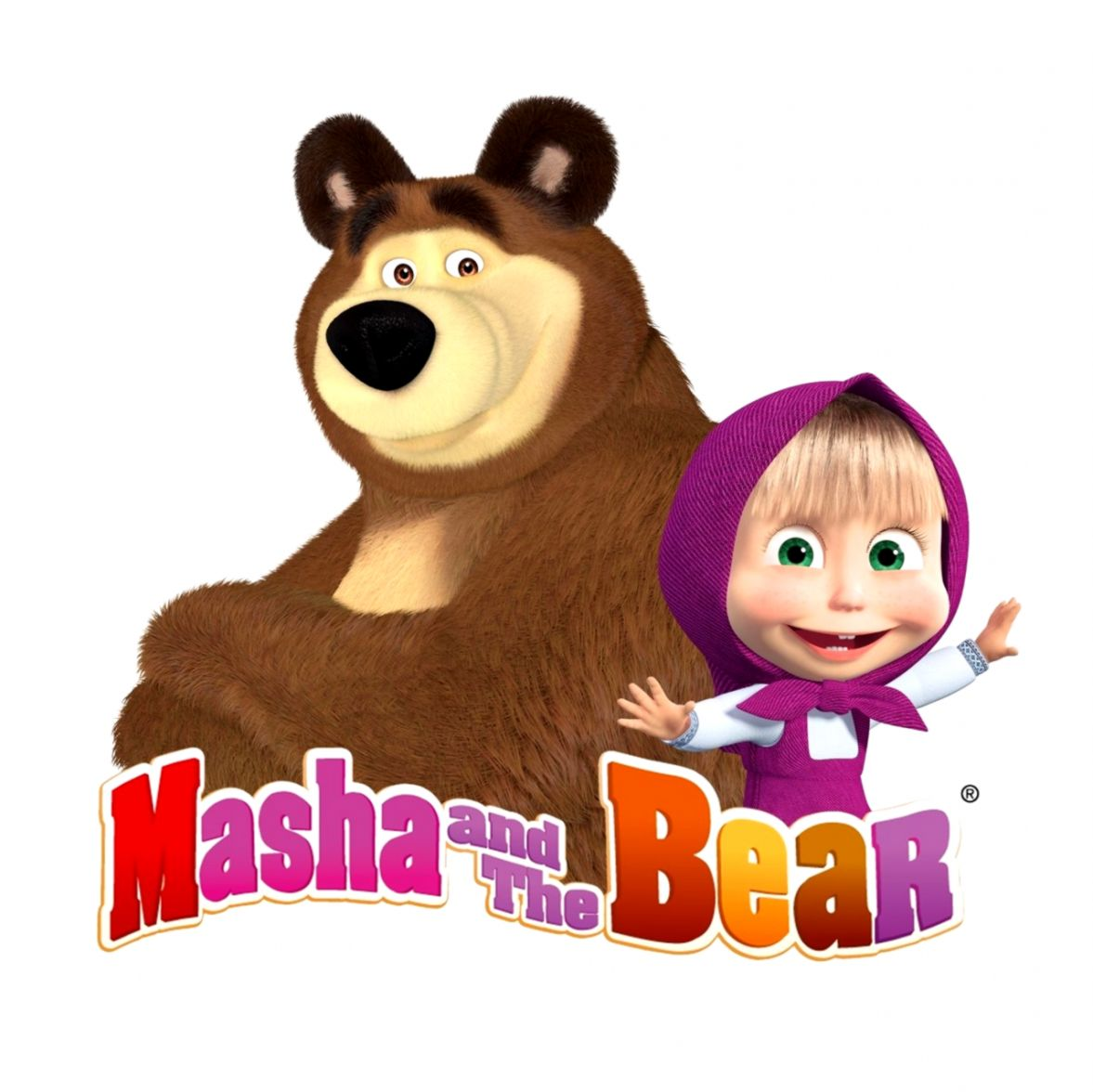 Masha Bear Images Hd Cute Wallpapers Turret