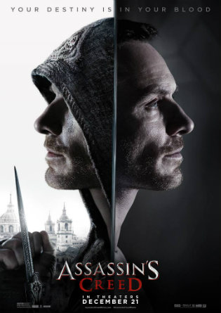 Assassin's Creed 2016 BRRip 720p Dual Audio ESub
