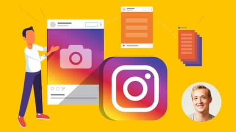INSTAGRAM MASTERCLASS 2018: GROW FROM 0 TO 40K IN 4 MONTHS