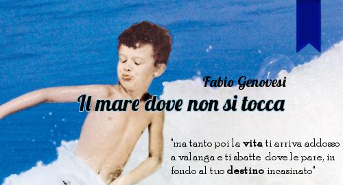 Il Mare Dove Non Si Tocca Di Fabio Genovesi Good Book Night Good