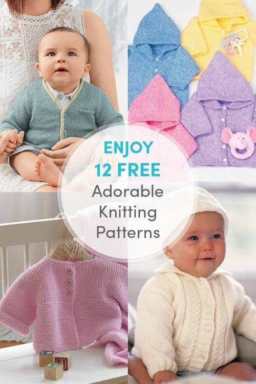 Free Adorable Knitting Patterns