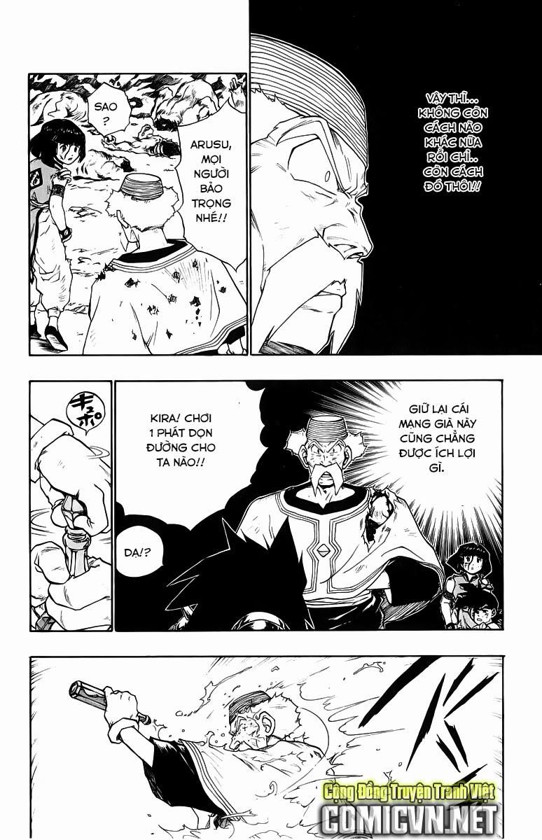 Dragon Quest: Emblem of Roto chapter 29 trang 27