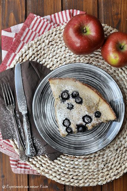 Experimente aus meiner Küche: Ofenpfannkuchen {Dutch Baby Pancake}