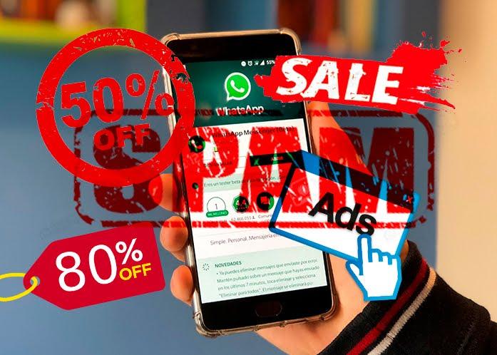 WhatsApp invierà presto messaggi con pubblicità.