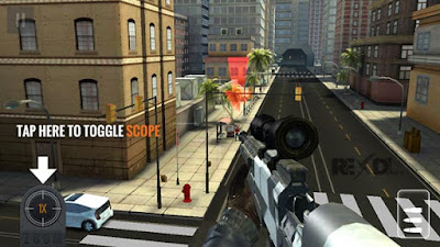 Sniper 3D Assassin V.1.13.5 MOD APK+DATA