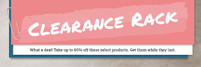 Stampin' Up! Clearance Rack, up to 60% off from our Online Shop
