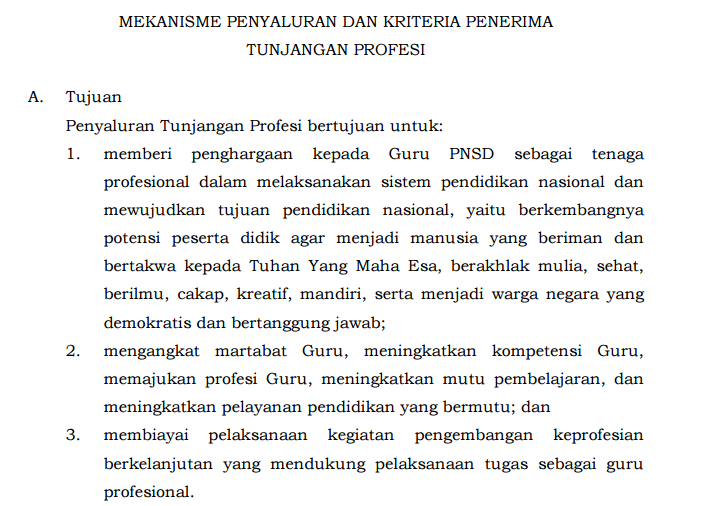 Download Juknis Tpg Kemendikbud Terbaru Tahun 2017 Tahun Ajar