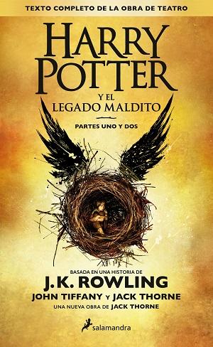 Harry Potter y el legado maldito de JK Rowling