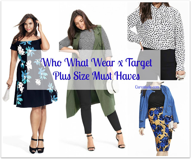 Plus Size Who What Wear x Target Collection Must Haves