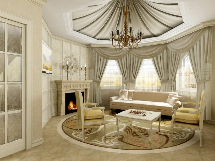 Arabic Living Room Decoration Of 25 Modern Living Room Curtains Design Ideas 2016 Living