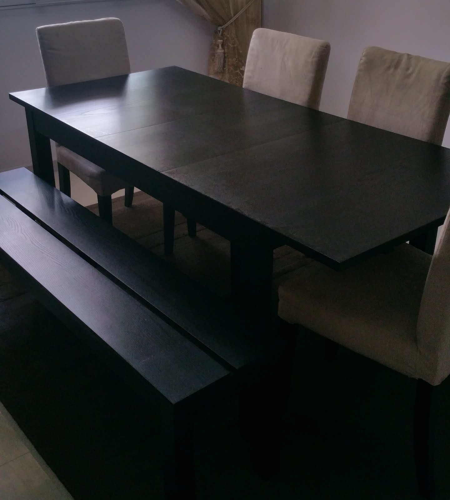 Only Serious Buyers: [SOLD] IKEA Dining Furnitures @ $250