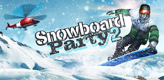 Snowboard Party 2 Mod Apk v1.0.9 Unlimited Gold