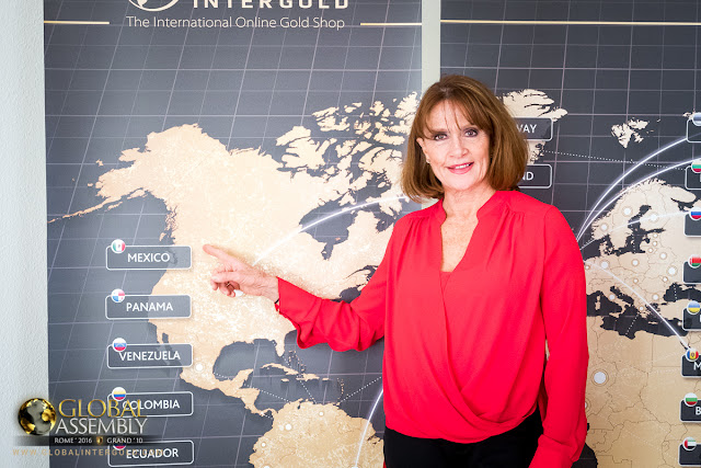 Global InterGold Zurich, Global InterGold Mexico, Global InterGold office
