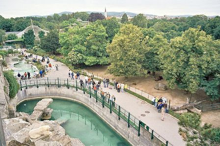 Tiergarten Schönbrunn, Wina