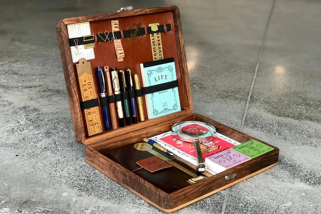 Writing Box Giveaway