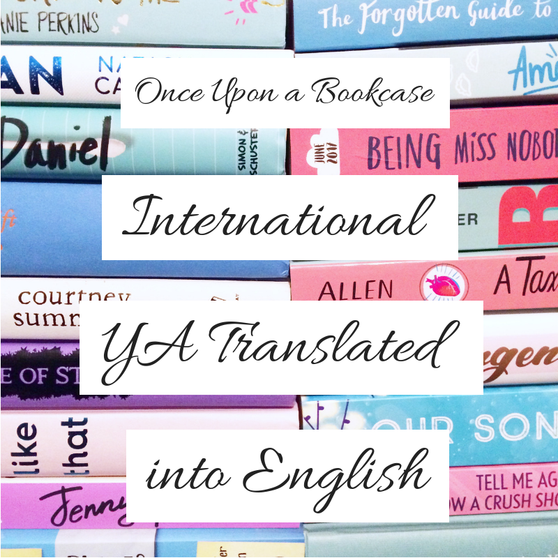 International YA Translated into English