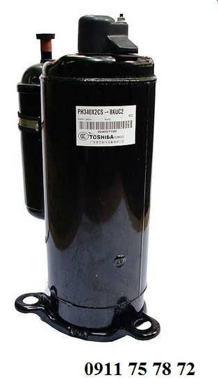 Cung cấp máy nén lạnh Toshiba PH330X3CS-8KUC1 2HP