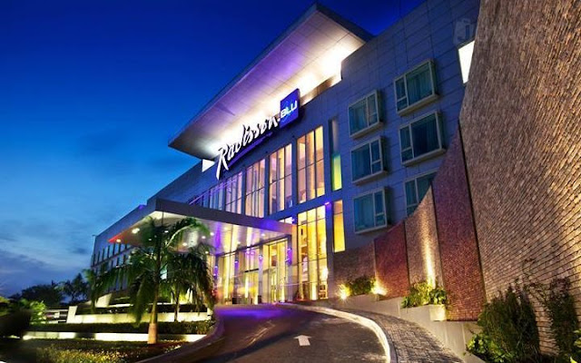 Radisson Blu Anchorage Hotel, Lagos, Nigeria.