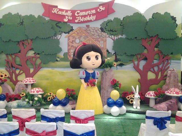 Backdrop tematik ultah, dekorasi ultah, dekorasi styrofoam, dekor ulang tahun, Backdrop ulang tahun anak