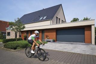 Energooszczędna brama garażowa LPU 67 Thermo firmy Hörmann