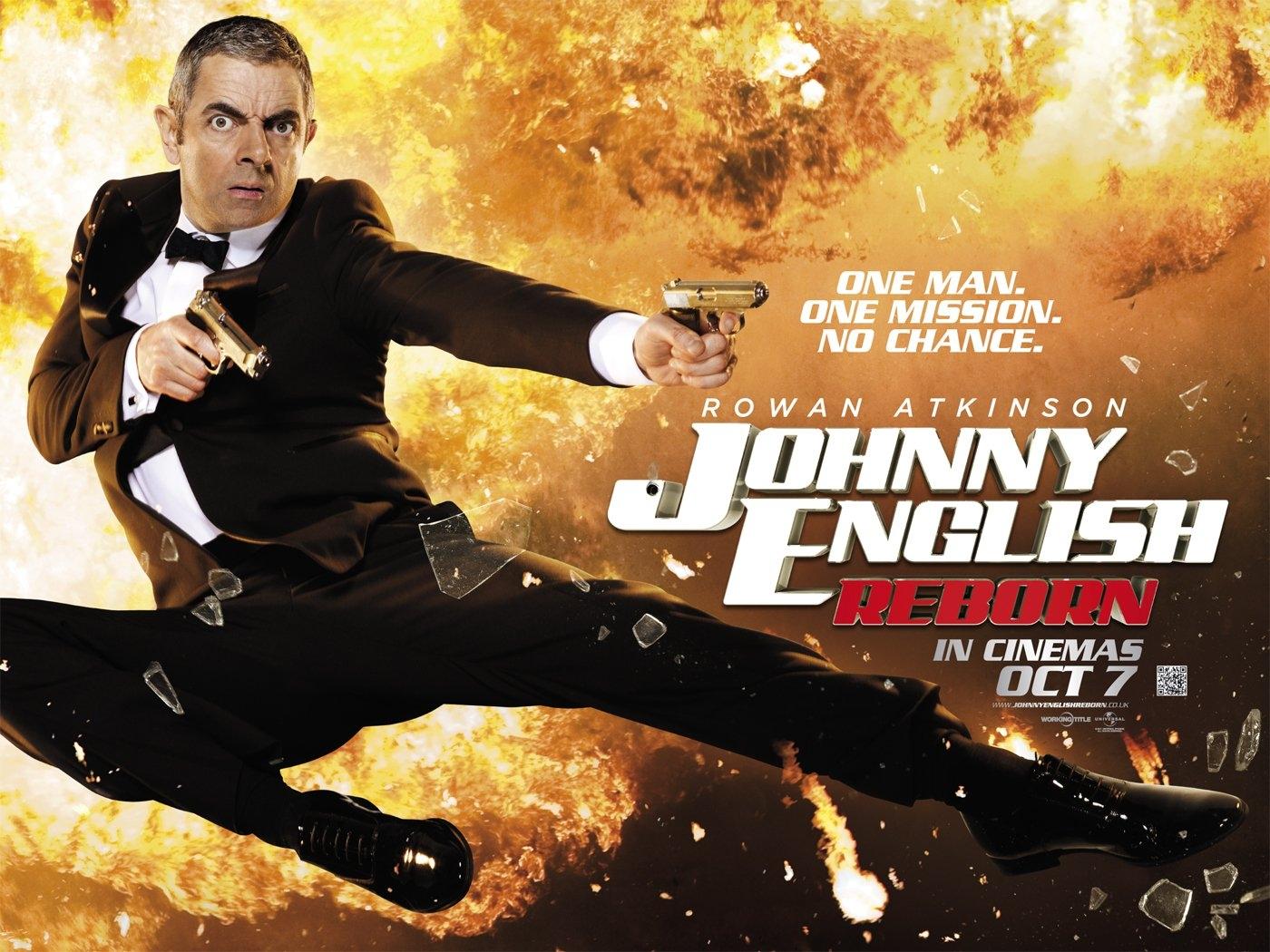 Johnny English 2   Teaser Trailer