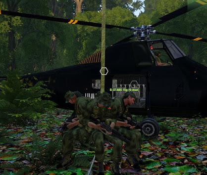 Arma3用Unsungベトナム戦争MODのSTABO