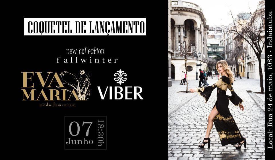 b2e2f9e7c A Loja Eva Maria Store recebeu novidades da linha VIBER, lindos vestidos  com cortes mega modernos, para as meninas curtirem a balada.