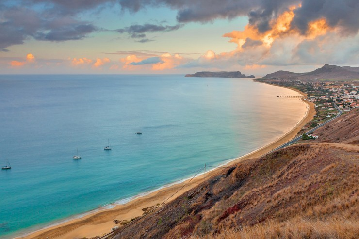 Top 10 Things to See and Do in Portugal - Go to Porto Santo Island