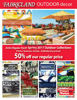 Fabricland Flyer June 1 – 30, 2017