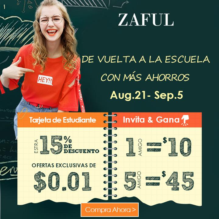 Miss trendy barcelona bienvenido septiembre for Zaful barcelona