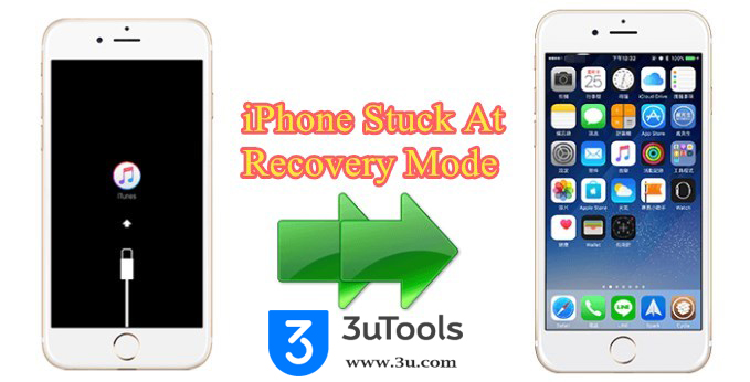 Fix Iphone Stuck At Recovery Mode