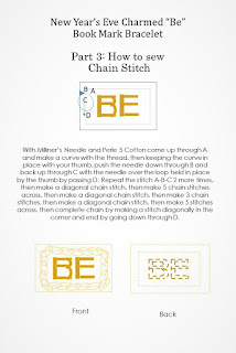 How to sew Chain Stitch
