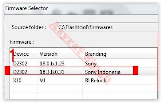 wipe ; flashtool sony xperia m2